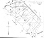 Book No. 247; T17S, R08-09E; T18S, R07-09E; T19S, R08E; MDM; San Lorenzo-Topo Rancho Map – 1923-1924