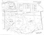 Book No. 233; T21S, R08-09E; T22S, R09E; MDM; San Lucas Rancho Map – 1919-1920