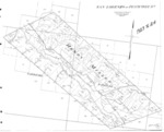 Book No. 245; T19S, R10E; T20S, R10-11E; T21S, R11E; MDM; San Lorenzo (Randall - Peach Tree) Rancho Map – 1923-1924