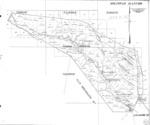 Book No. 201; T21-22S, R05-06E; T22S, R07E; T23S, R07E; MDM; Milpitas Rancho Map – 1934-1936