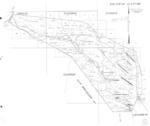 Book No. 201; T21-22S, R05-06E; T22S, R07E; T23S, R07E; MDM; Milpitas Rancho Map – 1937-1939