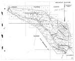 Book No. 201; T21-22S, R05-06E; T22S, R07E; T23S, R07E; MDM; Milpitas Rancho Map – 1940-1943