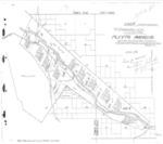 Book No. 219; T23S, R80-90E; T24S, R09-10E; MDM; El Pleyto Rancho Map – 1919-1920