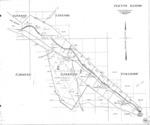 Book No. 219; T23S, R80-90E; T24S, R09-10E; MDM; El Pleyto Rancho Map – 1934-1936