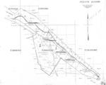 Book No. 219; T23S, R80-90E; T24S, R09-10E; MDM; El Pleyto Rancho Map – 1937-1939