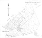 Book No. 223; T15S, R05E; T16S, R04-05E; T17S, R05E; MDM; Rincon de la Puenta del Monte Rancho Map – 1921-1922