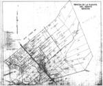 Book No. 223; T15S, R05E; T16S, R04-05E; T17S, R05E; MDM; Rincon de la Puenta del Monte Rancho Map – 1934-1936