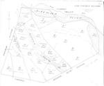 Book No. 197; T16S, R2-3E; T17S, R2-4E; MDM; Los Tularcitos Rancho Map – 1921-1922