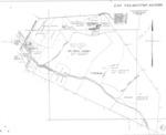 Book No. 197; T16S, R2-3E; T17S, R2-4E; MDM; Los Tularcitos Rancho Map – 1930-1933