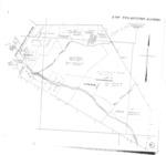 Book No. 197; T16S, R2-3E; T17S, R2-4E; MDM; Los Tularcitos Rancho Map – 1934-1936