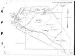 Book No. 197; T16S, R2-3E; T17S, R2-4E; MDM; Los Tularcitos Rancho Map – 1940-1943