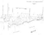 Book No. 241 and 243; T16-18S, R01W; T16-18S, R01E; MDM; San Jose y Sur Chiquito Rancho Map – 1921-1922