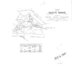 Book No. 259; T14 & 15S, R01E; MDM; Saucito Rancho Map  – 1919-1920