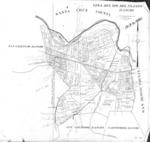 Book No. 267; T12S, R02 & 03E; MDM; Vega del Rio del Pajaro Rancho Map – 1919-1920