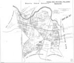 Book No. 267; T12S, R02 & 03E; MDM; Vega del Rio del Pajaro Rancho Map – 1925-1927