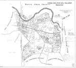 Book No. 267; T12S, R02 & 03E; MDM; Vega del Rio del Pajaro Rancho Map – 1930-1933