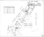 Book No. 161; T15S, R02 & 03E; T16S, R02E; MDM; El Toro Rancho Map – 1934-1936
