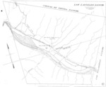 Book No. 187 and 189; T16-17S, R02E; MDM; Los Laureles (Boronda) Rancho Map – 1928-1929