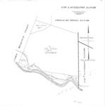 Book No. 187 and 189; T16S, R02E; MDM; Los Laureles (Ransom) aka Los Laurelitos Rancho Map – 1919-1920