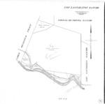 Book No. 187 and 189; T16S, R02E; MDM; Los Laureles (Ransom) aka Los Laurelitos Rancho Map – 1923-1924