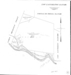 Book No. 187 and 189; T16S, R02E; MDM; Los Laureles (Ransom) aka Los Laurelitos Rancho Map – 1928-1929