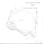 Book No. 187 and 189; T16S, R02E; MDM; Los Laureles (Ransom) aka Los Laurelitos Rancho Map – 1937-1939