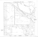 Book No. 424; Township 24S, Range 07E, Assessor Township Plat – 1930-1933