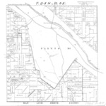 Book No. 424; Township 24S, Range 09E, Assessor Township Plat – 1925-1927