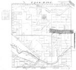 Book No. 424; Township 24S, Range 10E, Assessor Township Plat – 1915-1918