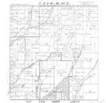 Book No. 424; Township 24S, Range 13E, Assessor Township Plat – 1923-1924