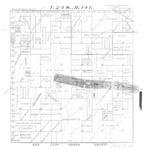Book No. 424; Township 24S, Range 14E, Assessor Township Plat – 1915-1918