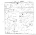 Book No. 424; Township 24S, Range 14E, Assessor Township Plat – 1923-1924