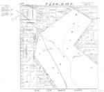 Book No. 424; Township 24S, Range 15E, Assessor Township Plat – 1923-1924