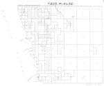 Book No. 423; Township 23S, Range 04-05E, Assessor Township Plat – 1925-1927