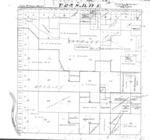 Book No. 423; Township 23S, Range 11E, Assessor Township Plat – 1934-1936