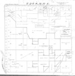 Book No. 423; Township 23S, Range 11E, Assessor Township Plat – 1937-1939
