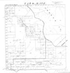 Book No. 423; Township 23S, Range 15E, Assessor Township Plat – 1923-1924