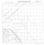 Book No. 423; Township 23S, Range 16E, Assessor Township Plat – 1923-1924