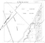 Book No. 419; Township 19S, Range 08E, Assessor Township Plat – 1937-1939