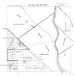 Book No. 419; Township 19S, Range 07E, Assessor Township Plat – 1919-1920