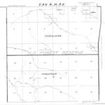 Book No. 419; Township 19S, Range 03E, Assessor Township Plat – 1919-1920