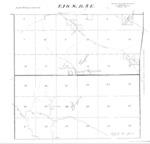 Book No. 419; Township 19S, Range 03E, Assessor Township Plat – 1923-1924