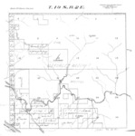 Book No. 419; Township 19S, Range 02E, Assessor Township Plat – 1921-1922