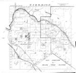 Book No. 419; Township 19S, Range 10E, Assessor Township Plat – 1919-1920