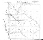 Book No. 419; Township 19S, Range 12E, Assessor Township Plat – 1921-1922