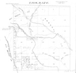 Book No. 419; Township 19S, Range 12E, Assessor Township Plat – 1928-1929