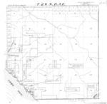 Book No. 420; Township 20S, Range 03E, Assessor Township Plat – 1923-1924