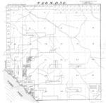 Book No. 420; Township 20S, Range 03E, Assessor Township Plat – 1925-1927