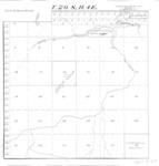 Book No. 420; Township 20S, Range 04E, Assessor Township Plat – 1925-1927