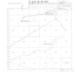 Book No. 420; Township 20S, Range 04E, Assessor Township Plat – 1940-1943